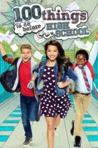 Poster, 100 Dinge bis zur Highschool Serien Cover
