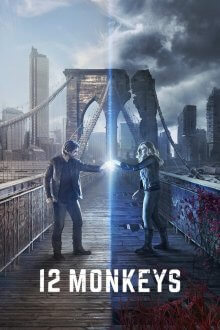 Cover 12 Monkeys, Poster 12 Monkeys