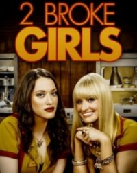 Cover 2 Broke Girls, 2 Broke Girls