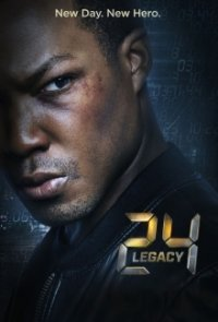 Cover 24: Legacy, 24: Legacy
