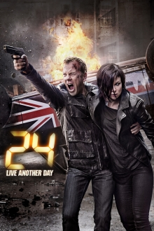 24: Live Another Day, Cover, HD, Serien Stream, ganze Folge