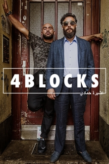 Cover von 4 Blocks (Serie)