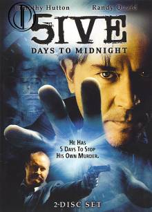 Cover der TV-Serie 5ive Days to Midnight