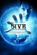 Cover 5ive Days to Midnight, Poster 5ive Days to Midnight