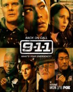 Cover 9-1-1, Poster 9-1-1