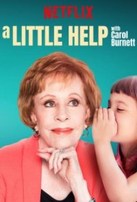 Poster, A Little Help with Carol Burnett Serien Cover