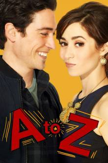 A to Z, Cover, HD, Stream, alle Folgen