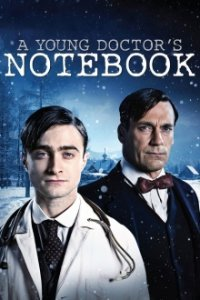 A Young Doctor's Notebook Cover, Online, Poster
