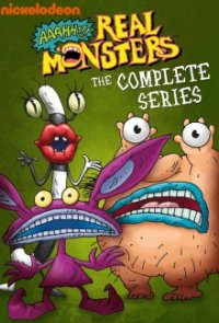 Cover Aaahh!!! Monster, TV-Serie, Poster