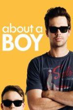 Cover About a Boy, Poster About a Boy