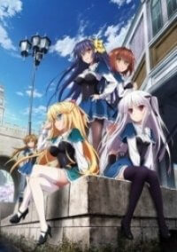 Cover Absolute Duo, TV-Serie, Poster