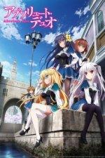 Cover Absolute Duo, Poster Absolute Duo