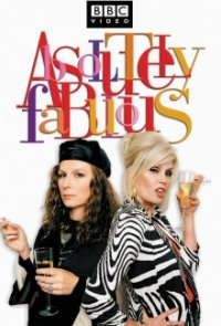 Cover Absolutely Fabulous, TV-Serie, Poster