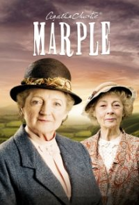 Agatha Christie: Marple Cover, Online, Poster