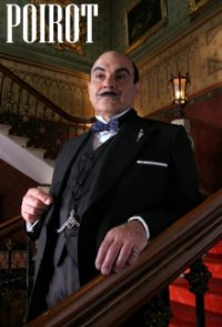 Agatha Christies Poirot Cover, Online, Poster