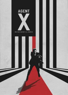 Cover Agent X, Agent X
