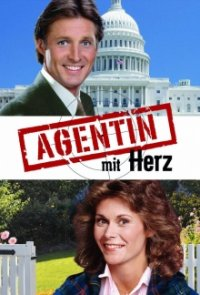 Cover Agentin mit Herz, Poster