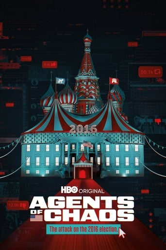 Agents of Chaos, Cover, HD, Serien Stream, ganze Folge