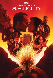 Marvel's Agents of S.H.I.E.L.D., Cover, HD, Serien Stream, ganze Folge