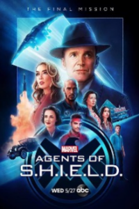 Cover Marvel's Agents of S.H.I.E.L.D., Marvel's Agents of S.H.I.E.L.D.