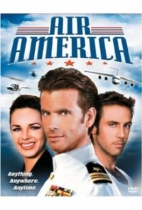 Air America Cover, Online, Poster