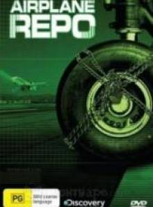 Cover Airplane Repo – Die Inkasso-Piloten, Poster