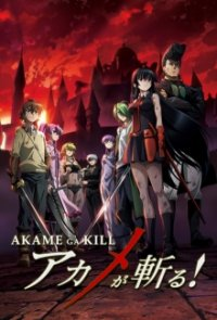 Cover Akame ga Kill!, Poster, HD