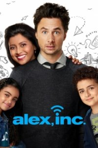 Alex, Inc. Serien Cover