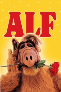 Cover ALF, Poster