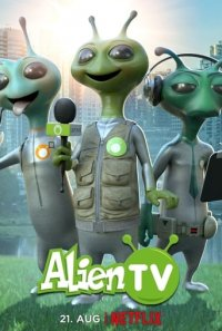 Poster, Alien TV Serien Cover