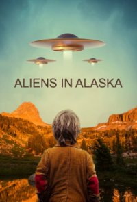 Poster, Aliens in Alaska Serien Cover