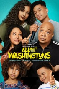 Poster, All About The Washingtons Serien Cover