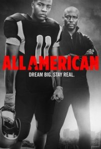 Poster, All American Serien Cover