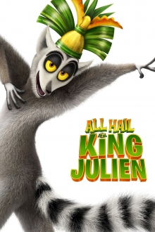 All Hail King Julien: Exiled, Cover, HD, Serien Stream, ganze Folge