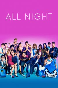 Poster, All Night Serien Cover