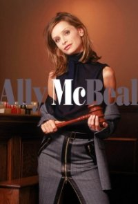 Ally McBeal Cover, Online, Poster