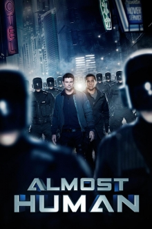 Almost Human, Cover, HD, Serien Stream, ganze Folge