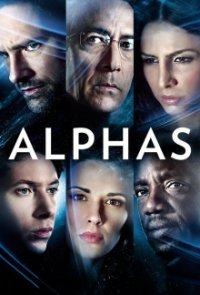 Alphas Cover, Online, Poster