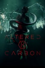 Cover Altered Carbon, Poster Altered Carbon