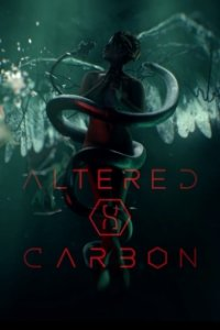 Altered Carbon Cover, Poster, Altered Carbon
