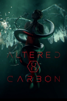Altered Carbon, Cover, HD, Serien Stream, ganze Folge