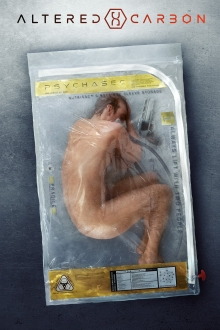 Cover von Altered Carbon (Serie)