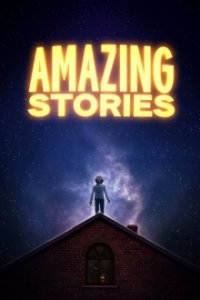 Poster, Amazing Stories Serien Cover