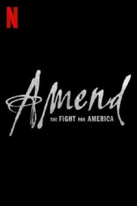 Amend: The Fight for America Cover, Online, Poster