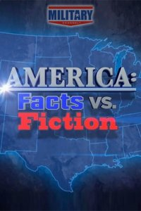 America: Facts vs. Fiction Cover, Online, Poster