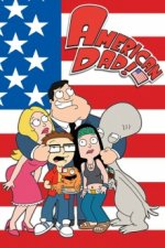 Cover American Dad!, Poster American Dad!