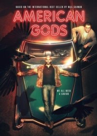 Cover American Gods, Poster