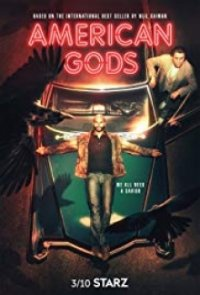 Cover American Gods, American Gods