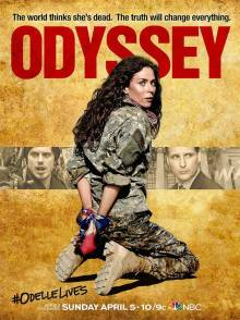 Cover American Odyssey, American Odyssey