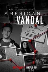 American Vandal Cover, Online, Poster